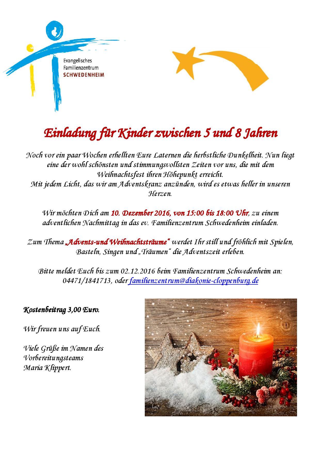 Einladung Advents und Weihnachtsträume 2016-page-001